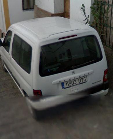 Peugeot in Carmona, Spanien