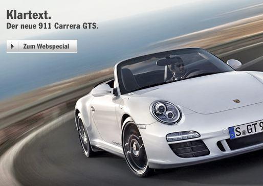 Porsche jetzt wirklich Klartext